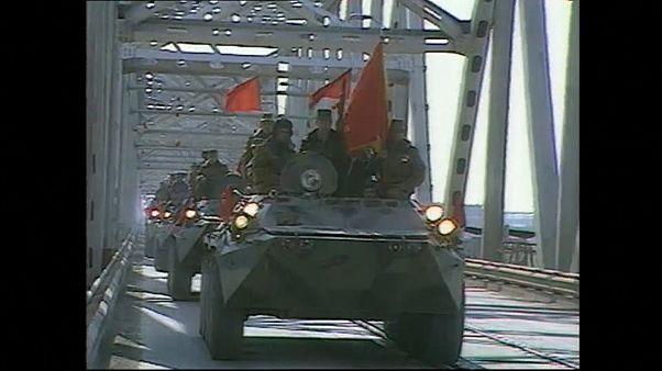 30 años de la retirada soviética de Afganistán