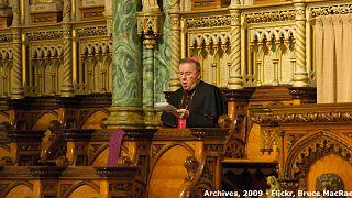 Mgr Luigi Ventura, 2009