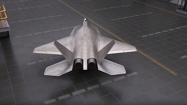 Türkiye'nin savaş uçağı milli muharip uçağı