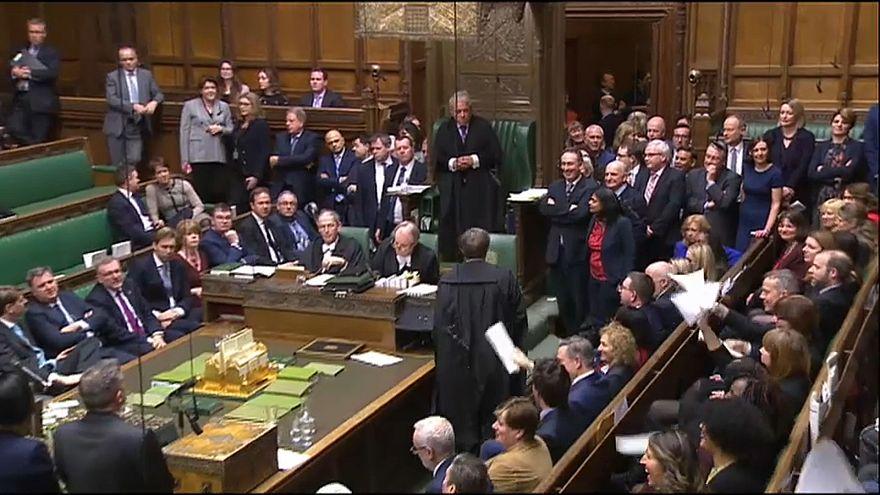 Frustración entre los líderes europeos ante el bloqueo del Brexit