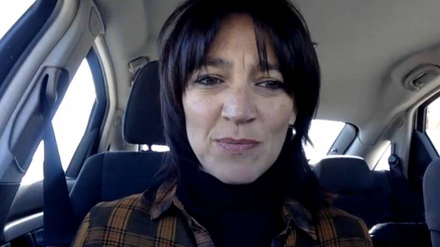 """Cristina Monge, politóloga: """"Los gobiernos monocolor se han terminado"""""""