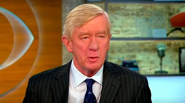 Bill Weld is the former Governor of Massachusetts