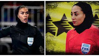 دو داور زن ایرانی برای نخستین بار در فوتسال قهرمانی اروپا سوت میزنند