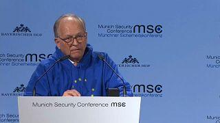 Münchner Sicherheitskonferenz: EU und Iran im Blick