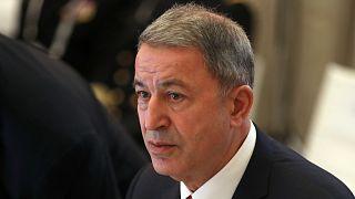 Hulusi Akar: Suriye'deki güvenli bölgede sadece Türk askerleri olmalı