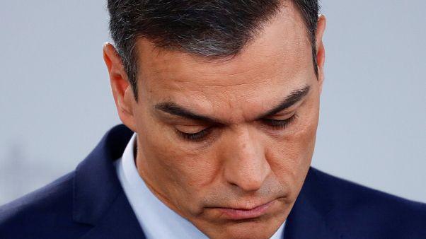 Ισπανία - Εκλογές: Προβάδισμα Σάντσεθ στα γκάλοπ