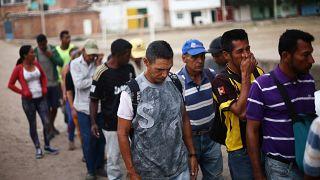 O drama dos venezuelanos obrigados a emigrar