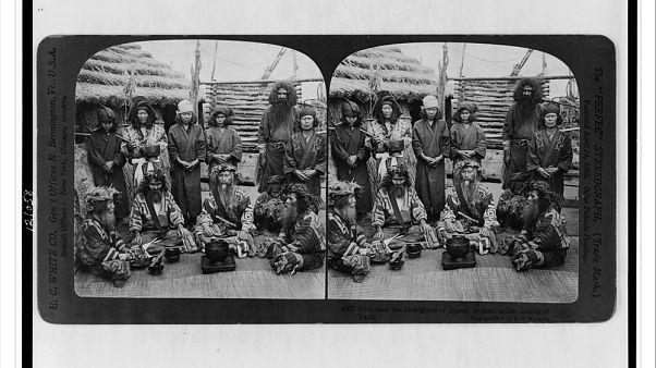 Japon adalarının tarihte bilinen ilk sahipleri Ainu halkı Japonya tarafından resmen tanındı