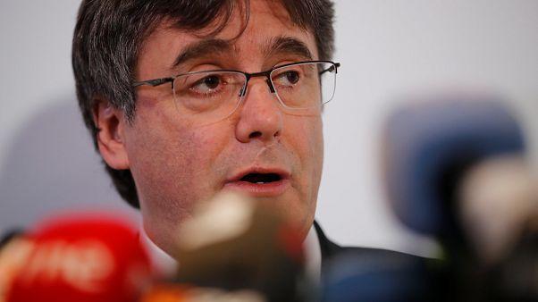 El Parlamento Europeo deniega la entrada al expresidente Puigdemont