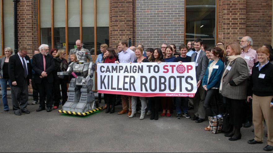 نگرانی از تسریع برنامه تولید «رباتهای قاتل» از سوی آمریکا