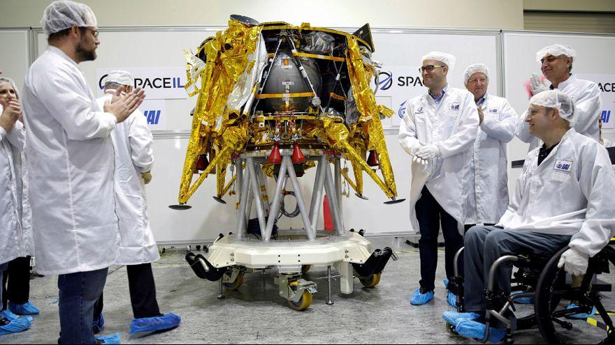 کاوشگر اسرائیلی هفته آینده به ماه میرود