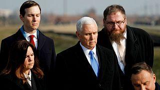 مایک پنس ایران را به یهودیستیزی همانند نازیها متهم کرد