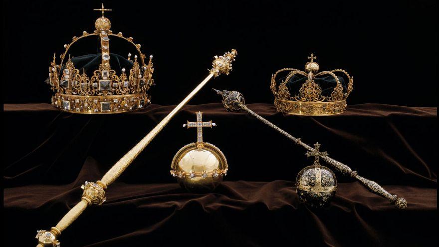 Elismerte a svéd koronaékszerek ellopását a bűnügy első számú vádlottja