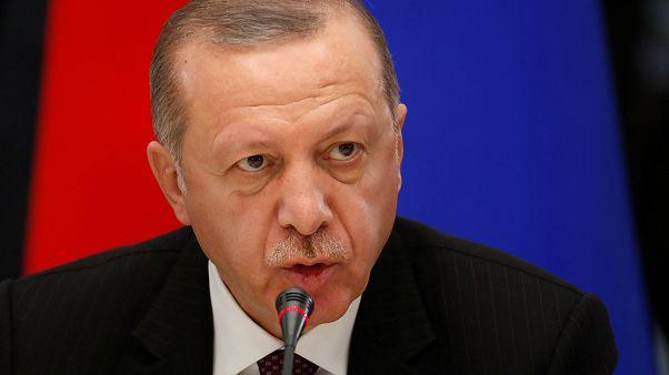 Erdoğan: Kaşıkçı cinayetini uluslararası mahkemeye taşıma noktasında kararlıyız