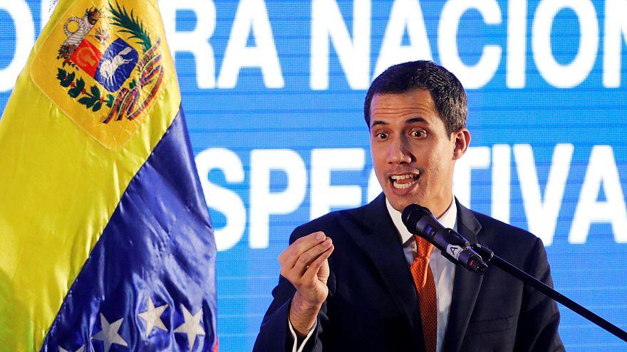 """Гуайдо: """"Нефть - источник свободы венесуэльского народа"""""""