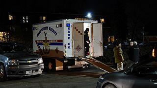 پنج نفر در تیراندازی حومه شیکاگو کشته شدند