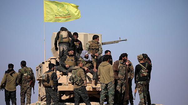 تصرف آخرین سنگر داعش در شرق سوریه