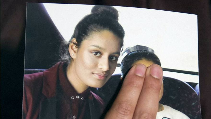 Shamima Begum, who fled the UK to join ISIL, now wants to return.
