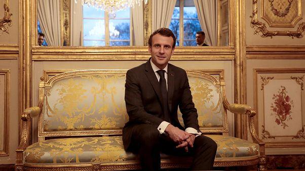 Ermenilerin ardından Süryaniler de Macron'dan soykırım anma günü istedi