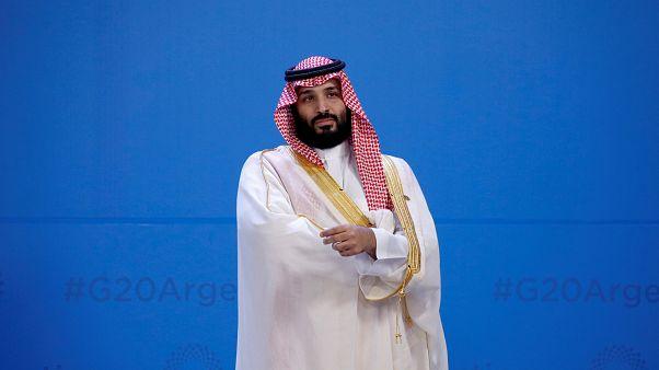 ظهور جديد للأمير عبد العزيز بن فهد .. هذه المرة في صور تجمعه مع ولي العهد