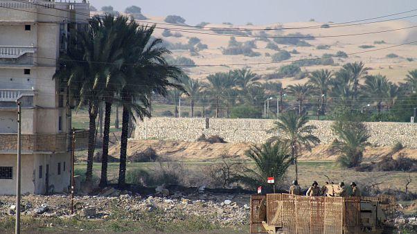 Mısır'ın Sina Yarımadası'ndaki saldırıyı IŞİD üstlendi