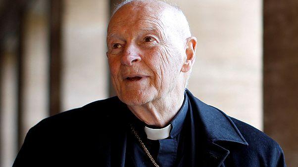 Vatikan: Theodore McCarrick (88) aus Priesteramt entlassen