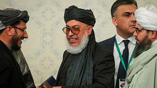 Head of Political Office of the Taliban Sher Mohammad Abbas Stanakzai