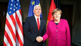 ABD ile Almanya arasında Rusya çatlağı