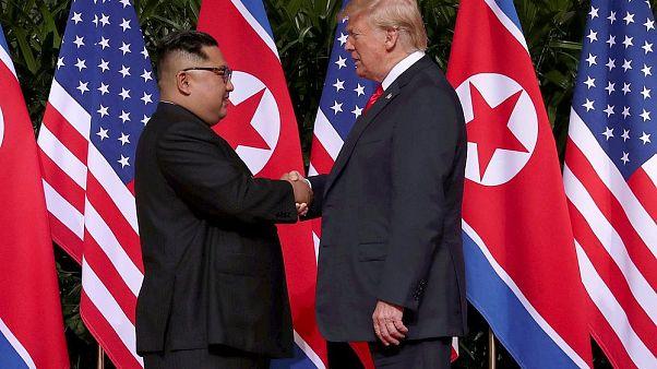 'Kuzey Kore lideri Kim, Trump ile ikinci zirve için 25 Şubat'ta Vietnam'da olacak'