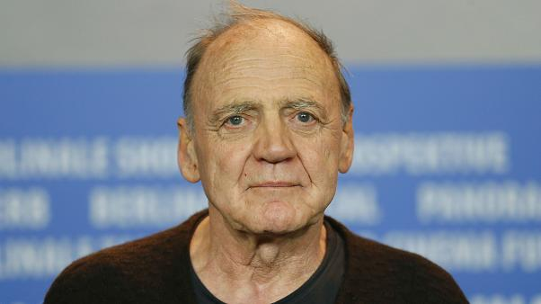 Bruno Ganz at the Berlinale International Film Festival in 2017.