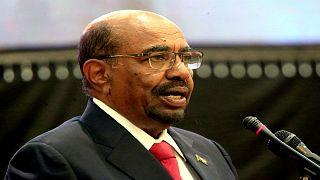 الرئيس السوداني عمر البشير يتحدث في العاصمة الخرطوم