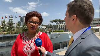 """Josefa Sacko: """"Prioridade agrícola africana é acabar com a fome"""""""