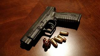 العثور على مسدس في أحد قطارات ألمانيا