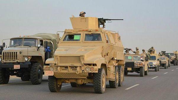 داعش مسئولیت حمله به نظامیان مصری را به عهده گرفت