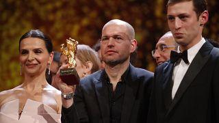 """Urso de Ouro vai para filme israelita """"Synonymes"""""""
