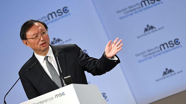 كبير الدبلوماسيين الصينيين يانغ جيه تشي