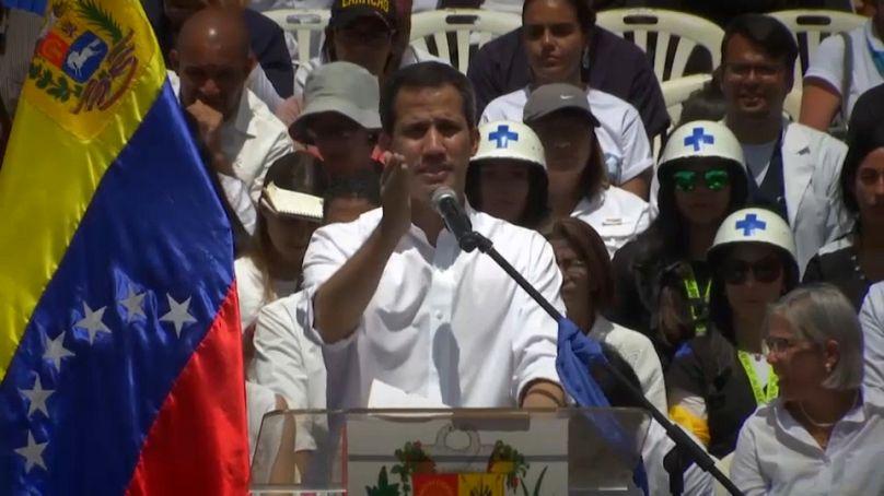 Maduro: inviato Usa ha incontrato ministro Esteri Venezuela | WSI