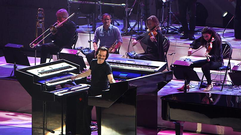 Winter at Tantora: music festival brings Yanni and other