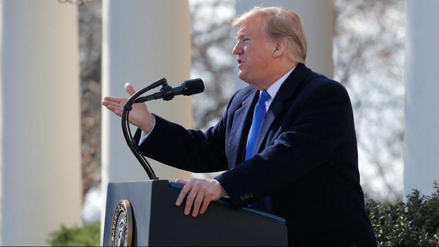 درخواست ترامپ از اروپ برای بازگردان و محاکمه اتباع پیوسته به داعش