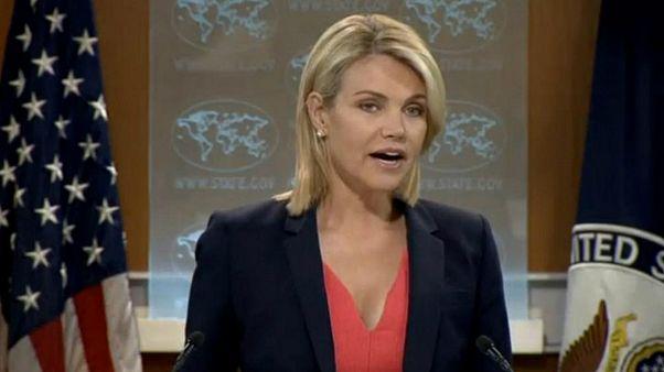 هدر ناوئرت از پذیرش سمت نمایندگی آمریکا در سازمان ملل انصراف داد