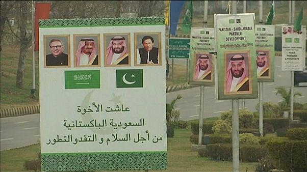 باكستان تغلق مجالها الجوي وتشدد الإجراءات الأمنية  بالتزامن مع زيارة ولي العهد السعودي