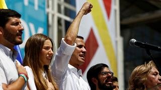 """Juan Guaidó ve a Maduro """"desconectado de la realidad"""""""