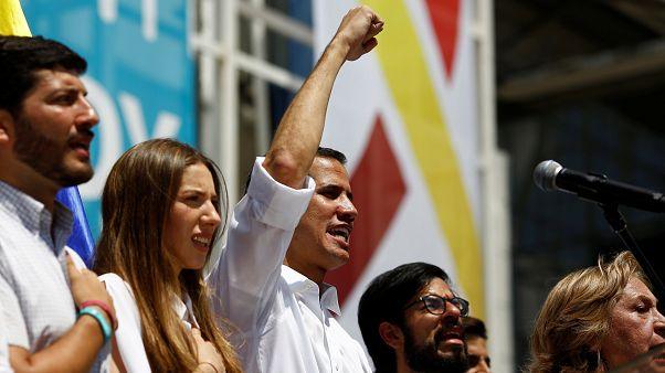 """Гуайдо: """"власти Венесуэлы оторваны от реальности"""" - интервью Euronews"""