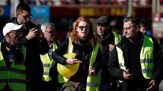 Ingrid Levavasseur chassée du cortège des gilets jaunes