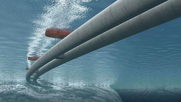 نروژ؛ ساخت تونلهای شناور در زیر آب برای رفت و آمد خودروها