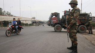 طرد مسلمين من كشمير بعد هجوم على قوات هندية