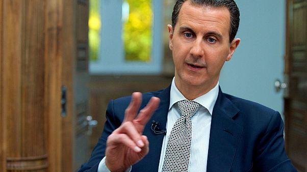 """الأسد: من يراهن على أمريكا ستبيعه وأردوغان """"أجير صغير"""" لديها"""
