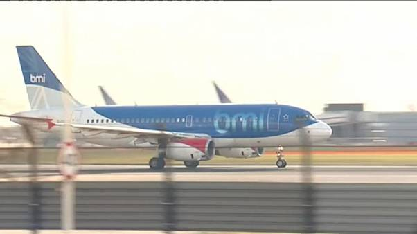 Passengers stranded as Flybmi goes into administration
