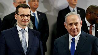 İsrail ve Polonya arasındaki 'soykırım' gerilimi sonucu V4 zirvesi iptal edildi