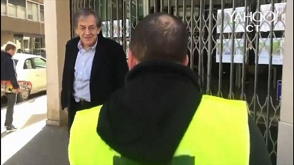 Insultos antisemitas al filósofo Alain Finkielkraut